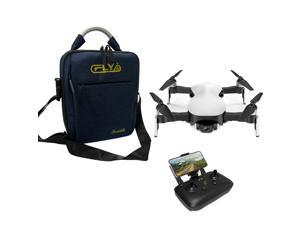 C-FLY Faith GPS Drone 5G WiFi FPV 4K 1080P HD Camera Brushless Optical Flow RC Quadcopter 1200 Meters or More Hollow Cup 11.4V 3 Axes Specification:Three batteries