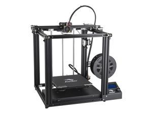 Creality 3D Ender-5 DIY 3D Printer Kit 220*220*300mm Printing Size With Resume Print Dual Y-Axis Motor Soft Magnetic Sticker Support Off-line Print