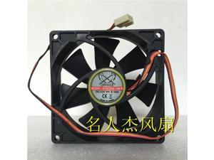 Radiator Cooler Cooling Fan FOR MODEL SY9225SL 12M-P SY9225SL12M-P DC12V 0.18A 9025 9CM 4 Pin