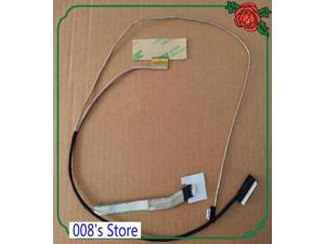 Computer Cables & Connectors The Cheapest Price Brand New Original For Lenovo Y50 Y50-70 Lcd Lvds Cable Screen Line Non Touch 30 Pin Dc02001yq00 Touch Dc02001za00 40 Pin Tested For Improving Blood Circulation