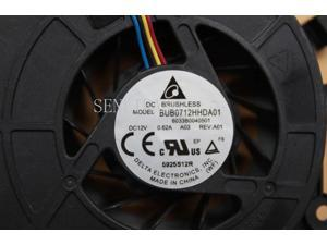 SXDOOL F-725L12F 12V 0.13A 7025 7cm 70mm dc fans ultra-quiet chassis power cooling fans