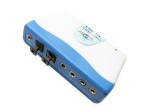 USB 2.0 Professional Sound Card 7.1 Channel Optical Audio External USB Sound Card Converter For PC Laptop Desktop Tablet F683