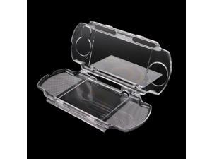 Clear Crystal Protective Hard Carry Cover Case Housing Snap-in Protector Carrying Case Molds for Sony Playstation PSP 2000 3000