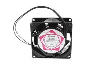 Accessories SF9225AT 2092HSL 9025 90mm Sleeve Bearing 220-240V AC 2-Wire Case Cooling Fan