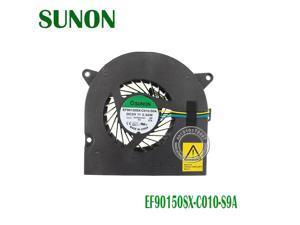 For Lenovo 00PC723 System Fan  ideacentre AiO 300-22ISU Sunon EF90150SX-C010-S9A  FRU p/n 00PC723