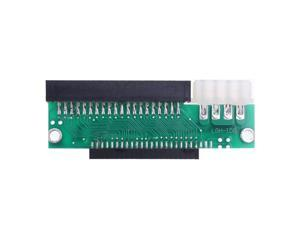 3.5IDE to 2.5IDE Adapter Card 40-pin male connector to 44-pin female 2.5in Laptop IDE hard drive for desktop IDE hard drive