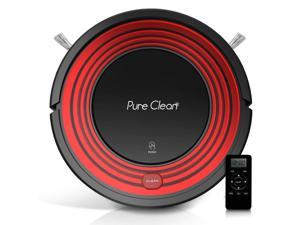 Pyle Smart Automatic Robot Vacuum Cleaner, Dry Mop, Sweep & Dust (PUCRC95)