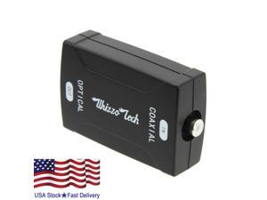COAX Coaxial to TOSlink Optical Digital Audio Converter 24bit/192K HD sampling