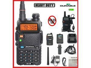 Transceiver Radio Scanner Handheld Police Way Antenna Portable Ham Fire 2 Way US