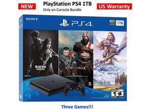 2020 PlaySton 4 1TB Holiday Bundle w/ Controller Only on PS4 US Warranty