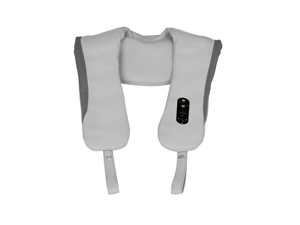PL027 Prosepra bYoung Neck and Shoulder Massager, 3 automated programs, 4 adjustable intensities
