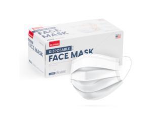 IRIS USA 50-Piece Earloop Face Mask, Made in USA
