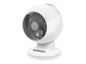 Woozoo M15U Compact Oscillating Circulating Fan, White