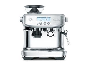 Breville BES878BSS Barista Pro Espresso Maker, Brushed Stainless Steel
