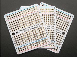 Adafruit Perma-Proto Breadboard PCB - 3 Pack!