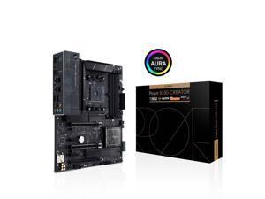 ASUS ProArt B550-CREATOR AM4 AMD B550 SATA 6Gb/s ATX AMD Motherboard