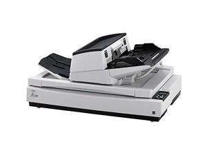 Fujitsu fi 7700 (PA03740-B005) Duplex 600 DPI x 600 DPI Production-class ADF+Flatbed document scanner
