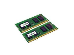 Crucial 8GB (2 x 4GB) 204-Pin DDR3 SO-DIMM DDR3L 1866 (PC3L 14900) Laptop Memory Model CT2KIT51264BF186DJ