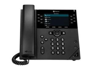 Polycom VVX 450 Corded Desktop TAA Compliant VoIP Phone 220048840025