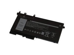 V7 3DDDG-V7 11.4 V DC 3684 mAh Li-Polymer Replacement Battery for Selected Dell Laptops