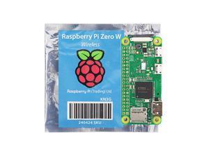 2017 Raspberry Pi Zero W Board 1GHz CPU 512MB RAM with WIFI & Bluetooth RPI 0 W