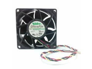 Nidec UltraFlo V80E12BGA7-07 80mm x 38mm Fan