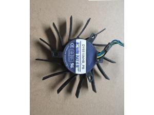 MAGIC DY6510MHBPD MGT7012YB-W15(B) DY6510MHB_PB DD6510MHB_PB 12V 4Wire Cooling Fan Video Card VGA Cooler Fan