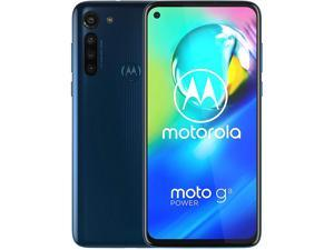 Motorola Moto G8 Power (64GB + 4GB) - Blue - International Version
