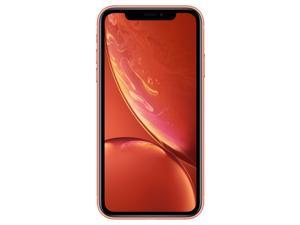 Apple iPhone XR 64GB Smartphone - Coral - Unlocked - Certified PreOwned