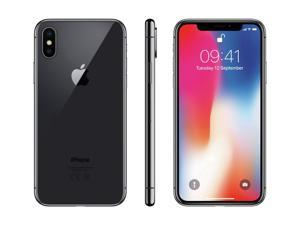 Apple iPhone X 64GB Smartphone - Space Gray - Unlocked - With 1 year warranty