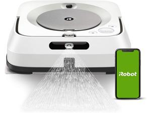 iRobot iRobot Braava Jet m6 Robot Mop (6110) | Ultimate Robot Mop- Wi-Fi Connected Works with Alexa |  New Sealed in Box