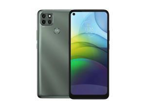 Motorola Moto G9 Power Dual-SIM 128GB ROM + 4GB RAM (GSM Only | No CDMA) Factory Unlocked Android Smartphone (Verde Granito) - International Version