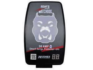 Hughes Autoformers PWD30-EPO-H 30 Amp Spike Power Watch Dog with The Shut-Off
