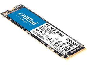 Crucial P1 1TB 3D NAND NVMe PCIe Internal SSD, up to 2000MB/s - CT1000P1SSD8 (CT1000P1SSD8)