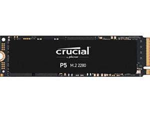 Crucial P5 500GB 3D NAND NVMe Internal SSD, up to 3400MB/s - CT500P5SSD8 (CT500P5SSD8)