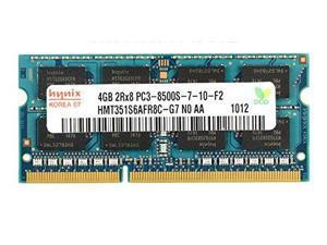 4GB Memory Upgrade for MSI Motherboard Eclipse SLI DDR3 PC3-10600 Non-ECC DIMM RAM PARTS-QUICK Brand