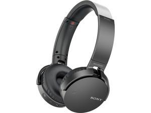Sony MDR-XB650BT Bluetooth Over-Ear Headphones with Mic