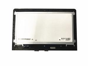led lcd screen with touch digitizer assembly for hp 11-ad , for hp 11m-ad
