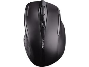 Cherry Nano Wireless Mouse  Infrared  Wireless - Radio Frequency  Black  Usb  1750 Dpi   Right-handed Only