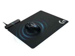 Logitech G Powerplay gaming pad Continuously Wireless Charging System for Logitech G703, G903, G502 Lightspeed Wireless Gaming Mice