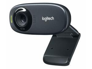 Logitech C310 USB 2.0 Webcam HD 720p 30fps Video Computer Camera Live Conference Video