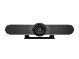 Logitech 4K Webcam Video Conference Anchor Anchor Wide Angle All-in-One ConferenceCam with an extra-wide field of view and integrated audio, perfect for small conference and huddle rooms