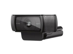 Logitech 1080p HD Pro Webcam Widescreen Video Calling Recording USB Autofocus Camera HD Smart Camera