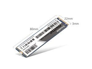 TC-SUNBOW M.2 SSD NGFF N4 2242mm N8 2280mm Internal Solid State Drive Disk 120GB 240GB External Cache for Ultrabook Desktop PCs and Mac Pro(N8 128GB)