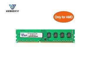 Vaseky AMD RAM 16GB DDR3 Memory 1600 MHz AMD Edition Memory Non-ECC DDR3 1600 (PC3 12800) Desktop Memory Model Only for AMD Desktop
