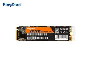 KingDian M.2 PCIE Gen3 x4 SSD 256GB - M.2 NVMe Interface Up to 2200MB/s Internal Solid State Drive with 3D-NAND Technology for Desktop Laptop (NVME 256GB)
