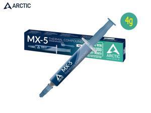 ARCTIC COOLING  MX-5 8.5 W/mK Paste Cooler Grease Heatsink Paste CPU for Desktop Laptop Heatsink/GPU/CPU/LED Cooler Material  High Performance Thermal Paste Needle Tube Design-4g