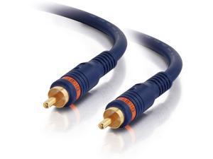 C2G Velocity Digital Audio Coax Interconnect Cable
