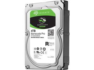 "Seagate Barracuda Pro ST4000DM006 4 TB Hard Drive - SATA (SATA/600) - 3.5"" Drive - Internal"