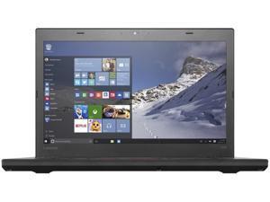 "Lenovo Thinkpad T460 14"" Laptop Intel Intel i5 2,40 GHz 8 GB 512 GB SSD Windows 10 Pro"